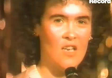 Lost Video Footage - Clip of 22-Year-Old Susan Boyle Singing Surfaces