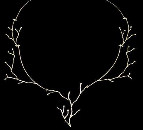 Twig-Inspired Jewelry