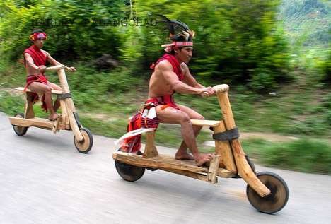Peruvian Eco Scooters