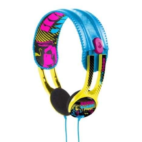 Psychedelic Headphones