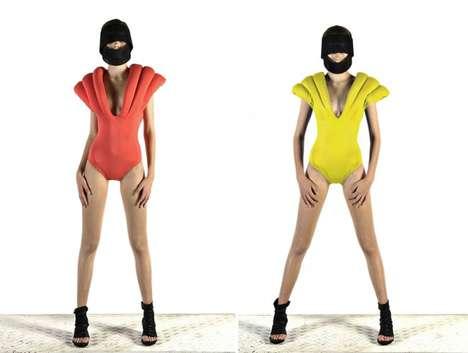 Padded Bodysuits