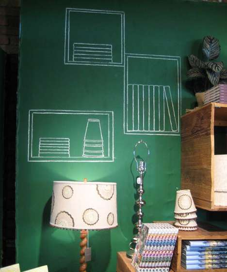 Magnetic Chalkboard Paint
