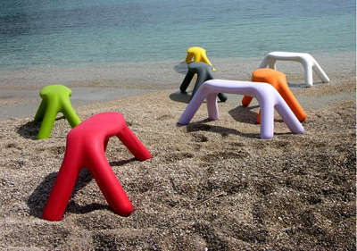 Silly Sculptural Seating
