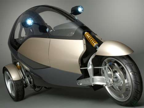 Zero-Emission Motorcycles