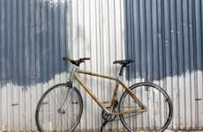 DIY Bamboo Bikes - Build Your Own Bike With the Bamboo Bike Studio in NY