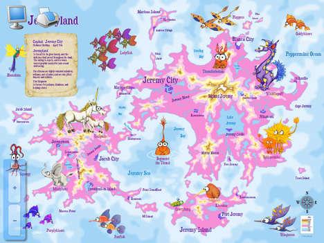 Custom Fantasy Lands