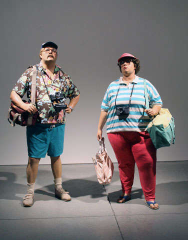 Sculptures of Everyday People