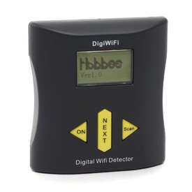 Chic Internet Finders - Pocket-Sized Digital WiFi Detector Lets You Find Signals on the Go