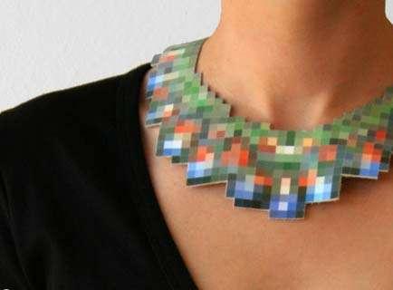 35 Pixelated Designs