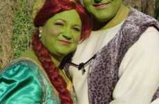 'Shrek' Weddings - Ogre Theme is a New Twist on Fairytale Marriage