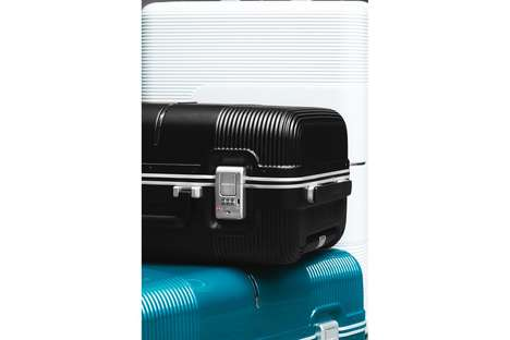 Technologically Integrated Luggage