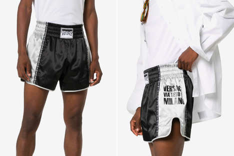 Luxury Boxing Shorts