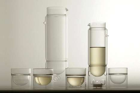 Demure Double-Walled Tea Brewers