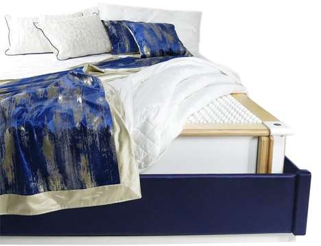 Contouring Mattress-Free Beds
