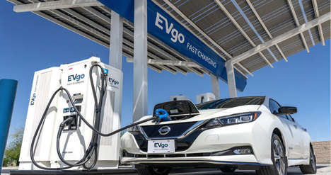 EV Charging Partnerships