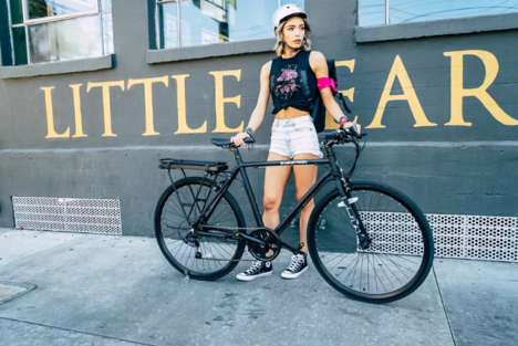 Light Weight Electric Bikes