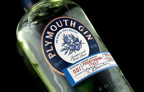Limited Edition Craft Gins