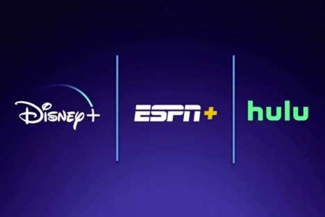 Bundled Streaming Services