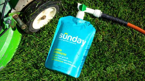 Non-Toxic Lawn Care Subscriptions