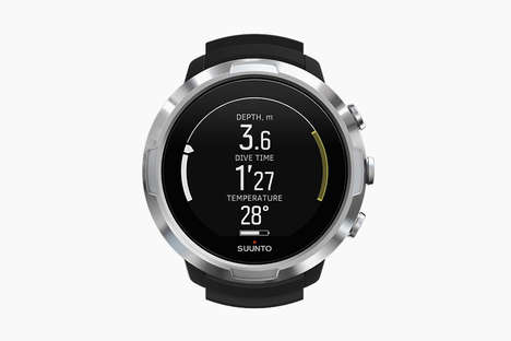 Aquatic Exploration Smartwatches