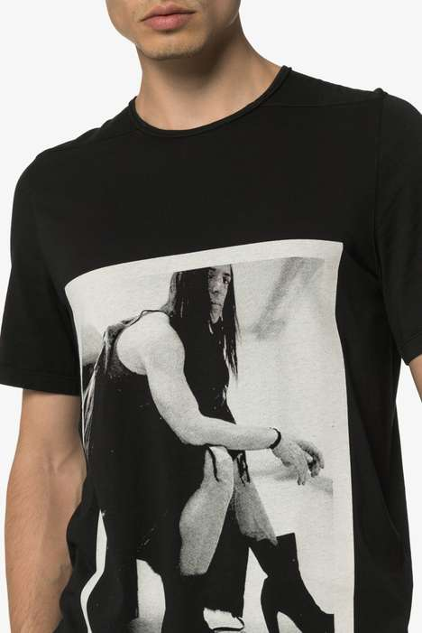 Self-Portrait Graphic Tees