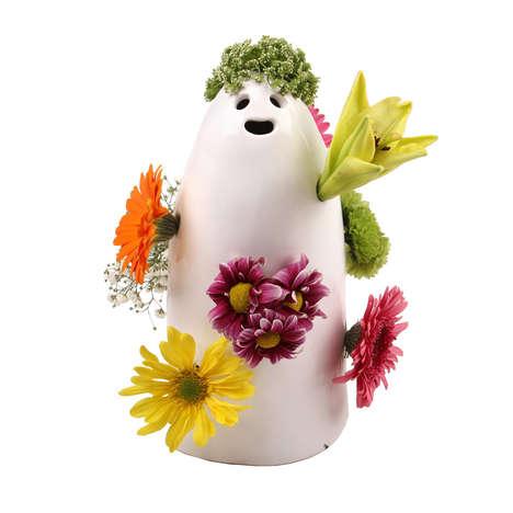 Spooky Whimsical Vases