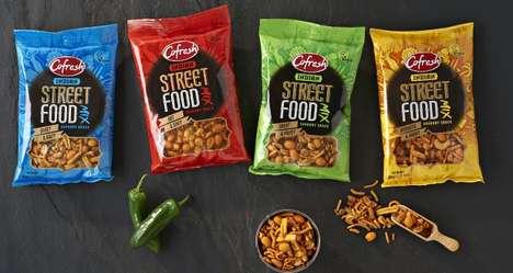 Street Fare-Inspired Snacks