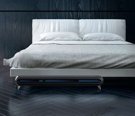 Discreet Table-Like Air Purifiers