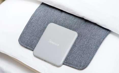 Sleep-Tracking Mattress Pads
