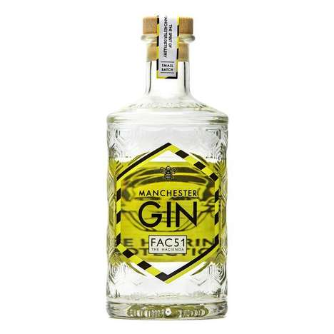Small-Batch Collaboration Gins