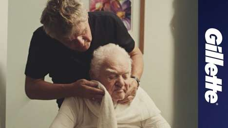 Caregiver-Specific Shaving Campaigns