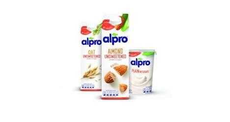 Revamped Plant-Based Product Branding