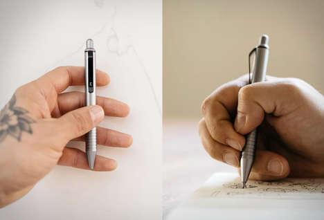 Expertly Balanced Pocket Pens