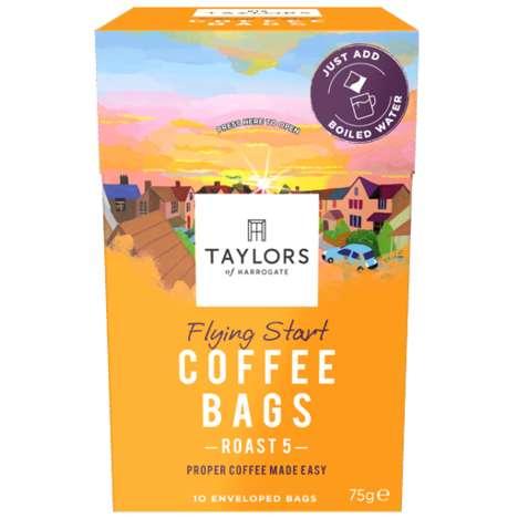 Tea-Like Coffee Bags