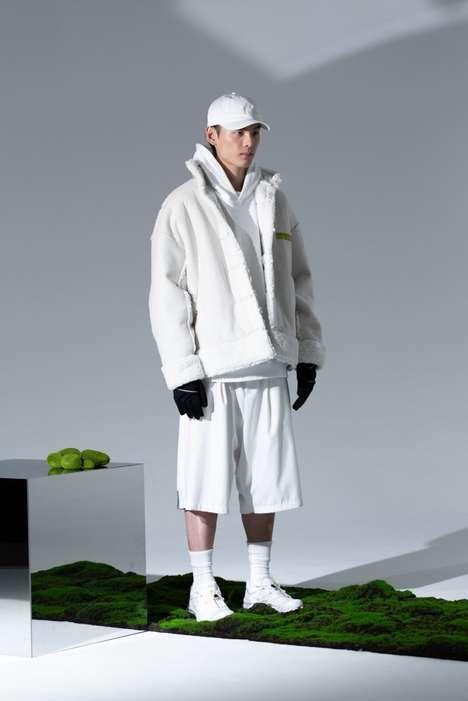 Utilitarian Summer-Ready Fashion