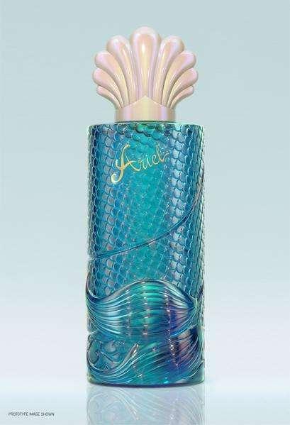 Cartoon Mermaid Fragrances