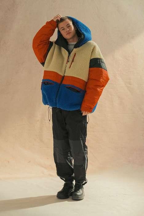 Slick Luxury Winter Wear