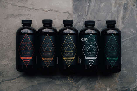 Three-Ingredient Cold Brews
