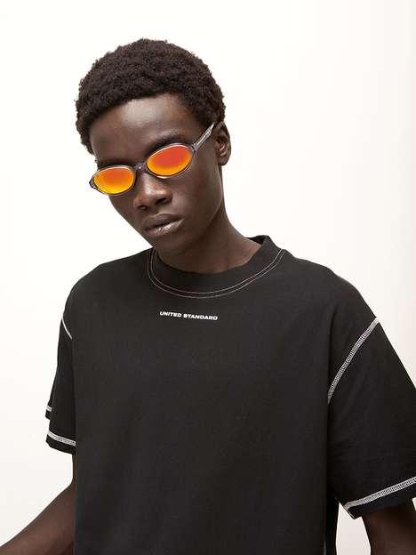 Sportswear-Informed Sunglasses