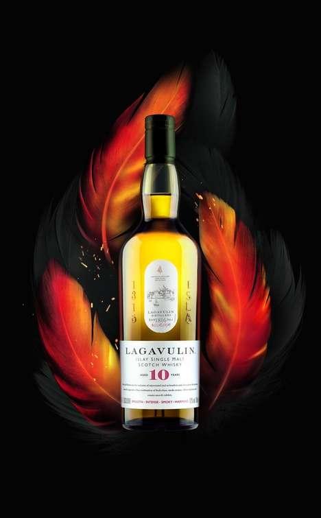 Savory 10-Year-Old Whiskies