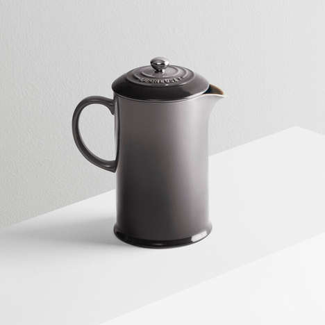 Stoneware French Coffee Presses