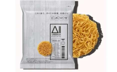 Nutritious Instant Noodles