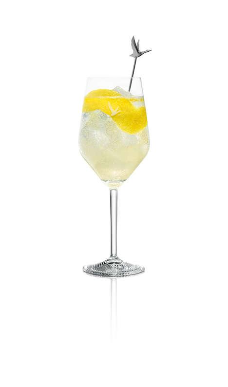 Refreshing Lemon-Infused Vodkas