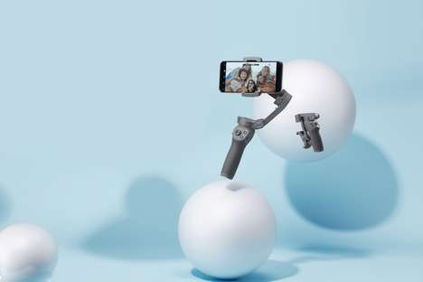 Travel-Ready Smartphone Gimbals