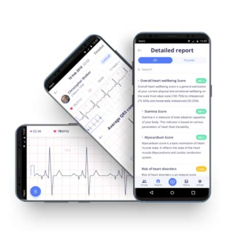 Heart Health-Tracking Platforms