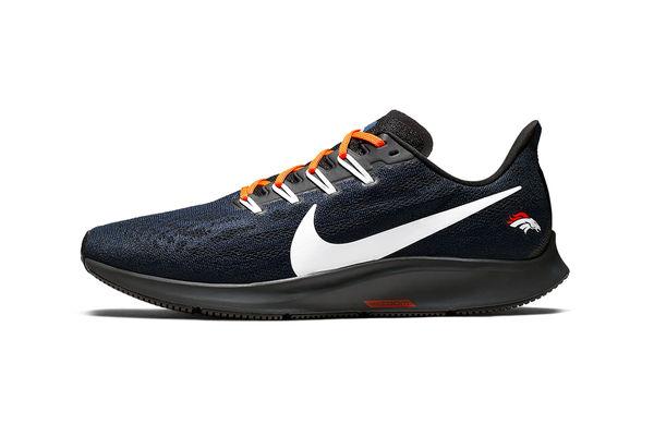 Nike releases NFL Air Zoom Pegasus 36