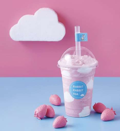 Imaginative Cloud Smoothies