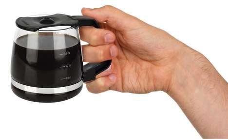 Coffee Pot-Styled Mugs