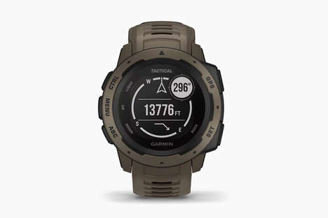Utilitarian Prosumer GPS Watches