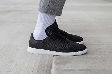 3D-Printed Recycled Plastic Sneakers
